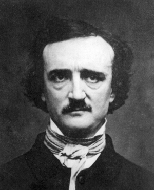 Photo of Edgar Allan Poe